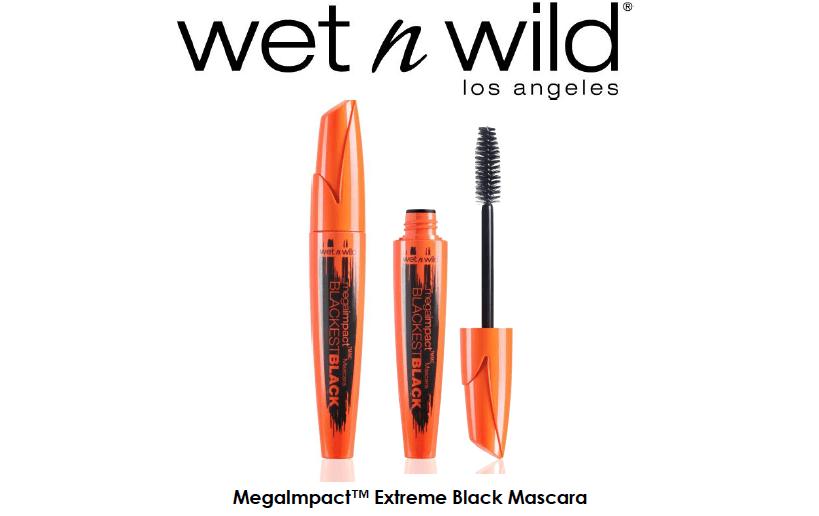MegaImpact Extreme Black Mascara