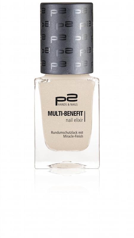 Multi Benefit Nail Elixir P2 Cosmetics