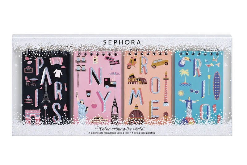 Sephora Color around the world