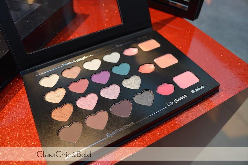 Beautiful Crush Palette