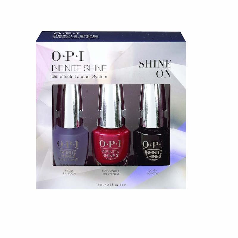 Shine-On OPI Natale 2015