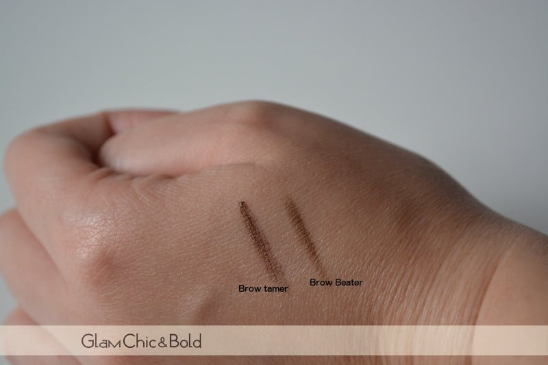 Brow Tamer & Brow Beater UD