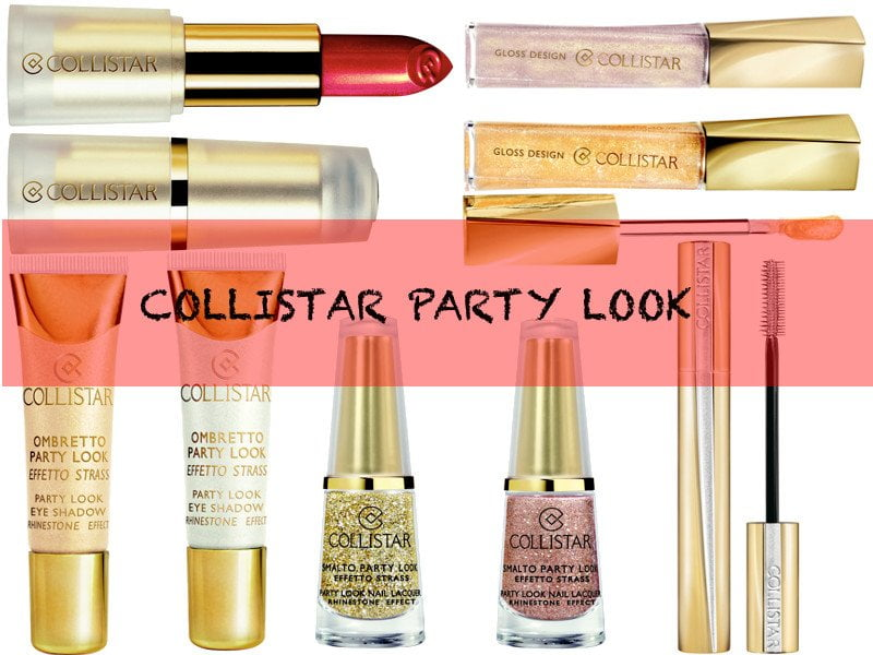 Collistar Party Look