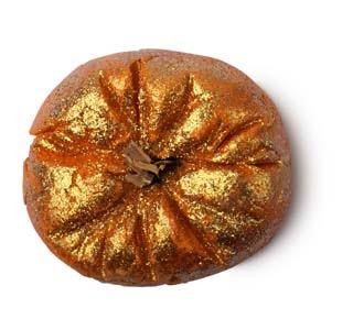 Sparkly Pumpkin Lush Halloween