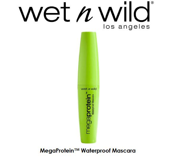 MegaProtein Waterproof Mascara