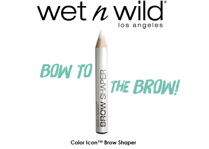 Wet n Wild Color Icon Brow Shaper