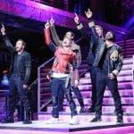 Backstreet boys Balmain per H&M