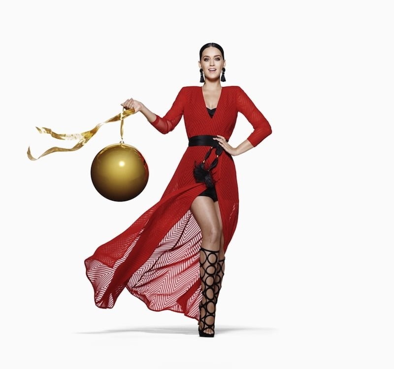 H&M Katy Perry Holiday 2015