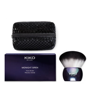 Midnight siren Kiko face brush