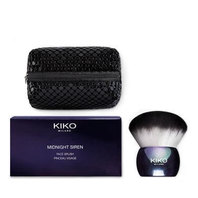 Midnight siren Kiko face brush