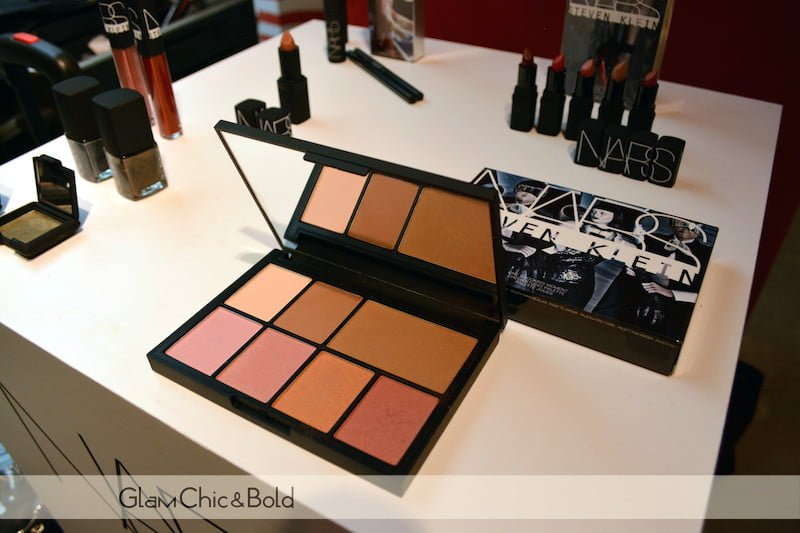 NARS Steven Klein One Shocking Moment Cheek Studio Palette