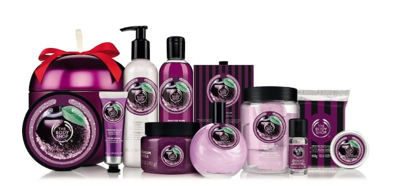 The Body Shop Prugna Glassata
