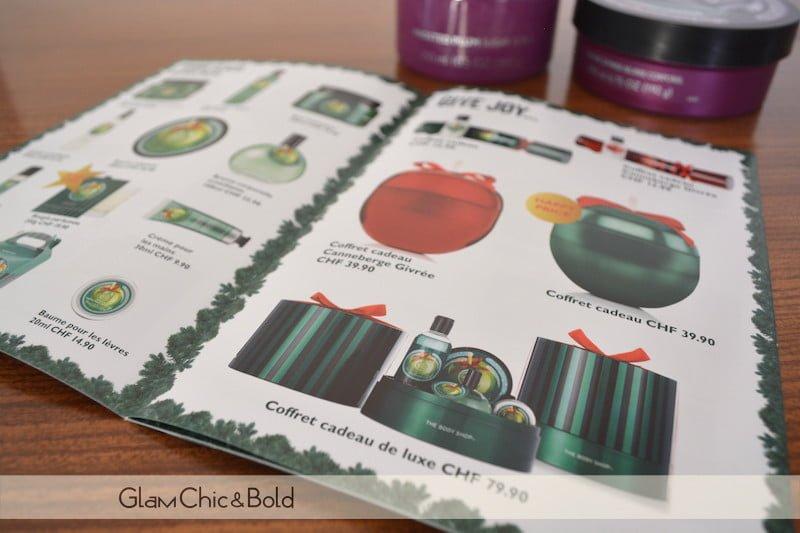 The Body Shop Christmas 2015