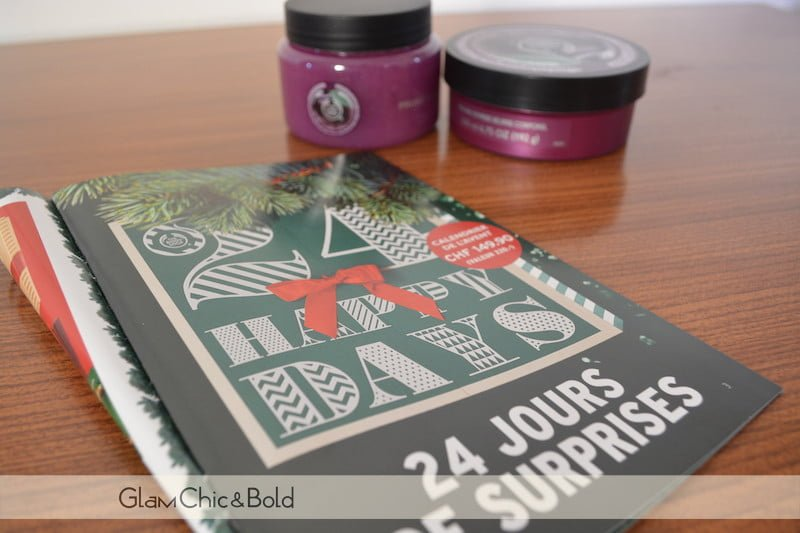 The Body Shop Christmas 2015