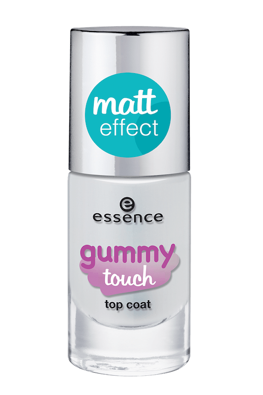 essence gummy touch top coat