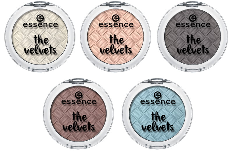 essence the velvets eyeshadow
