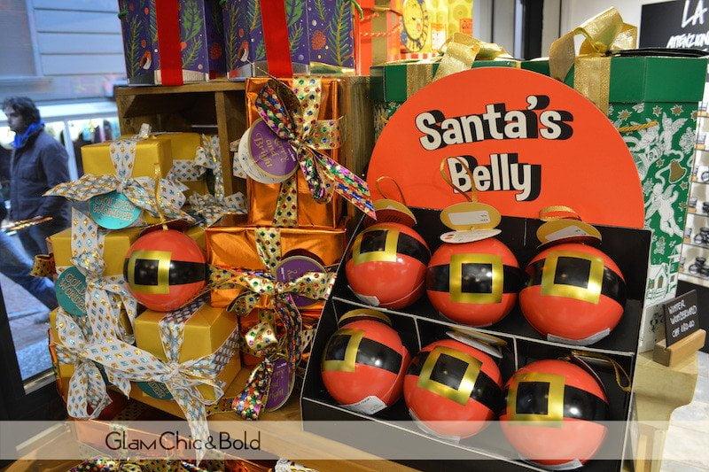 Santa's Belly Lush