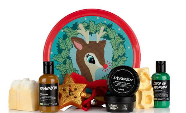 It's Christmas Deer Lush