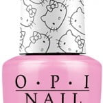 Look At My Bow - OPI Hello Kitty