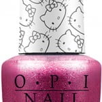 Starry eyed for Dear Daniel - Hello Kitty OPI