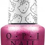 Starry eyed for Dear Daniel - Hello Kitty OPI