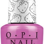 Super Cute in Pink Hello Kitty OPI