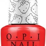 5 Apples Tall Hello Kitty OPI