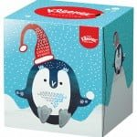 Natale 2015 Pinguino fazzoletti Kleenex