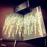 Star Wars Moleskine