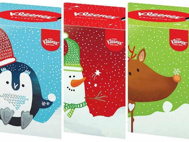 Kleenex Natale 2015