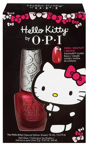 Hello Kitty OPI