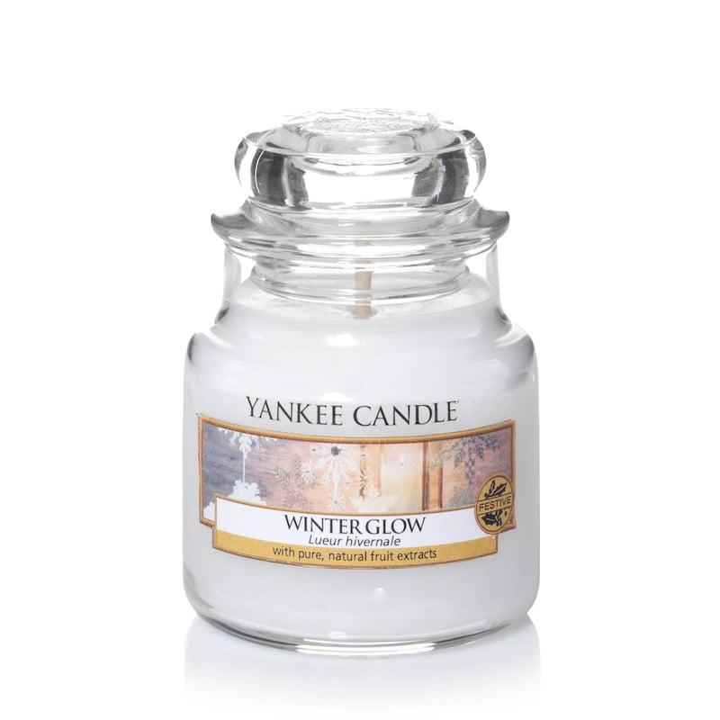 Winter Glow Yankee Candle