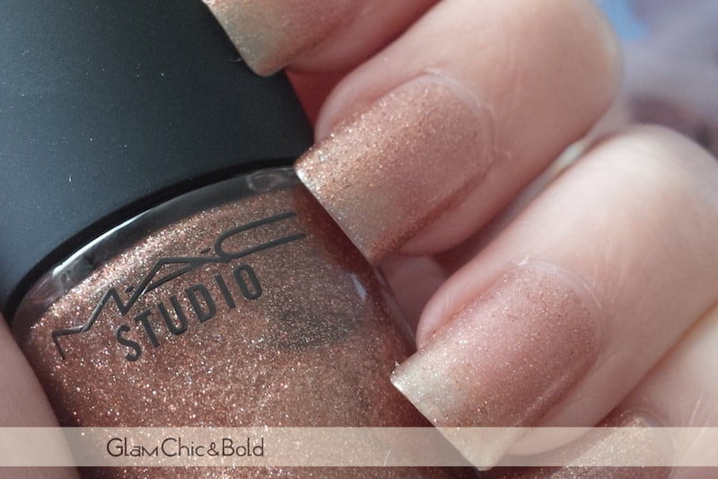 Mac Faerie Whispers - Nail Lacquer Spelldazzling