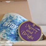 Beautiful Shower Gel Merry and Bright Lush