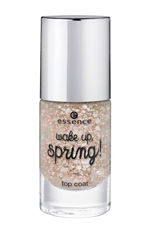 Top Coat Wake Up Spring Essence