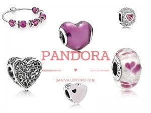 San Valentino 2016 Pandora