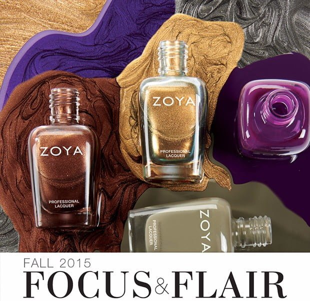 Zoya Focus & Flair