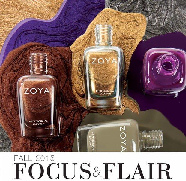 Zoya Focus & Flair