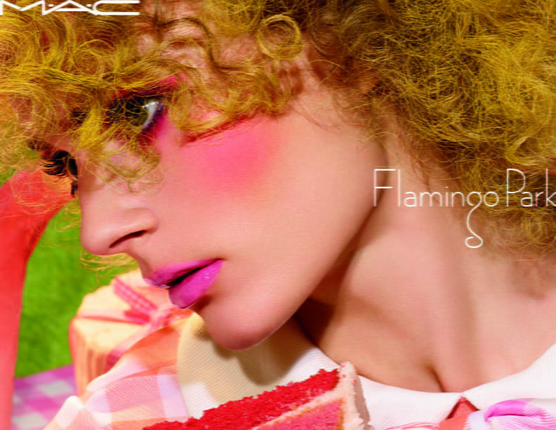 Mac Cosmetics Flamingo Park