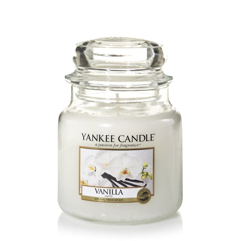 Vanilla Yankee Candle