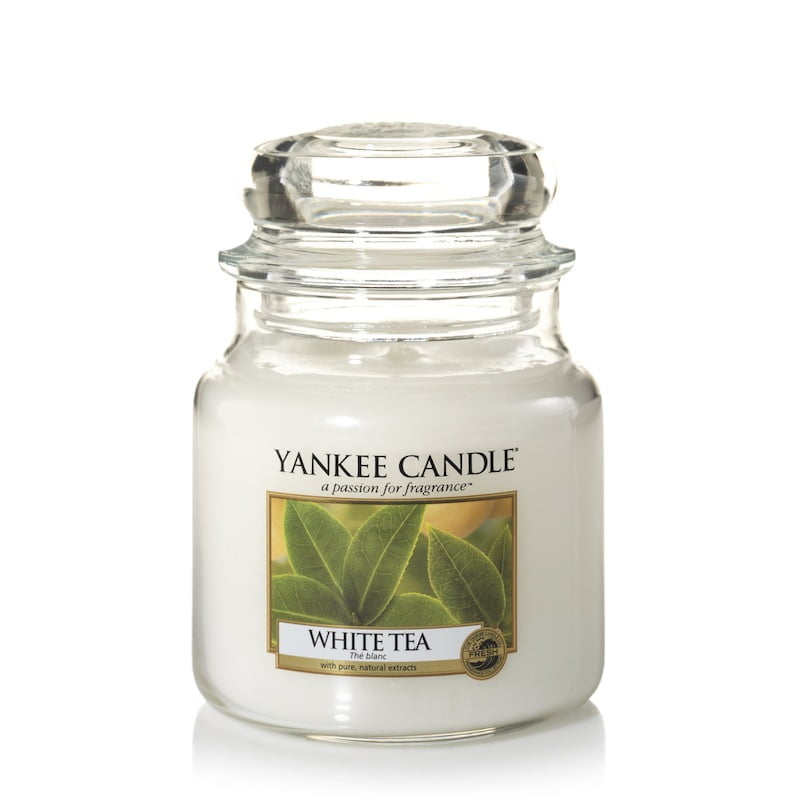 White Tea Pure Essence Yankee Candle