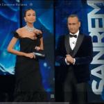 Look Sanremo 2016 Madalina Ghenea