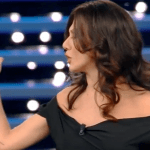 Virgini Raffaele look Sanremo 2016