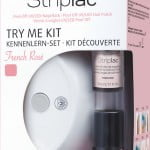 Alessandro International Striplac Try Me Kit French Rose