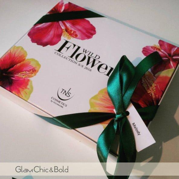 - Wild Flowers TNS Cosmetics