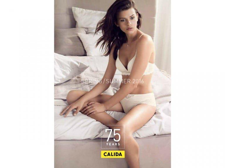 Calida festeggia 75 anni