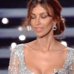 Look Madalina Ghenea Sanremo
