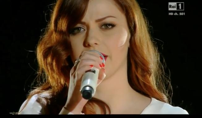 Annalisa look Sanremo