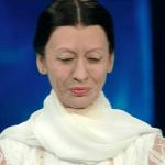 look Carla Fracci Sanremo 2016