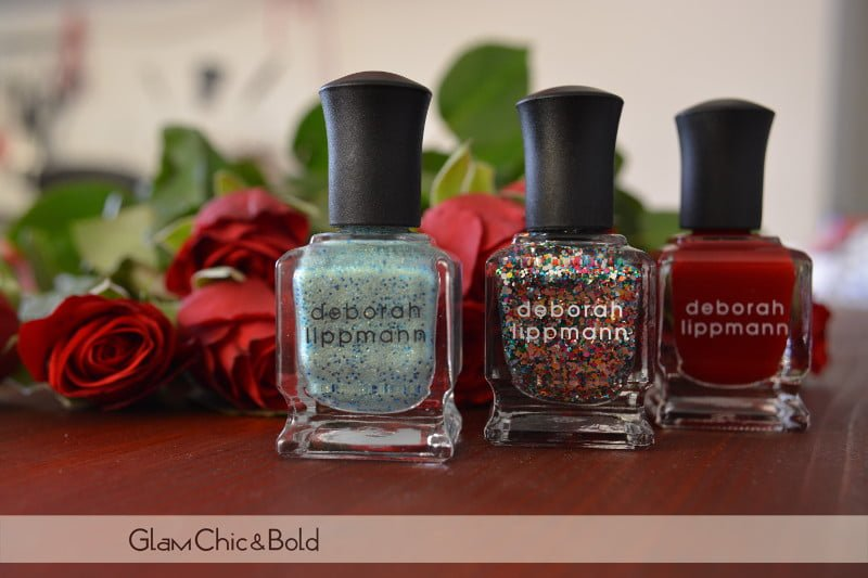 nail polishes Deborah Lippmann
